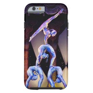 Circus Acrobats Tough iPhone 6 Case