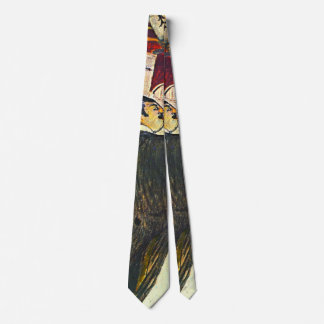 Circus Act 1888 Tie