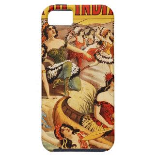 circus art iPhone 5 case