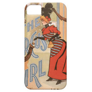 circus art iPhone 5 cover