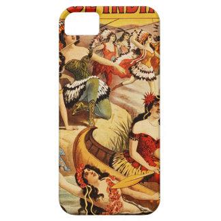 circus art iPhone 5 cover