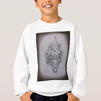 Circus Bear sketch Sweatshirt