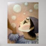 Circus Bubbles Print