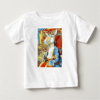 Circus Bunny Baby T-Shirt