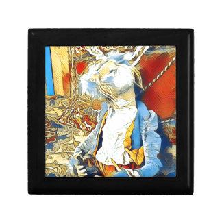 Circus Bunny Gift Box