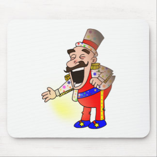 Circus Chef Mouse Pad