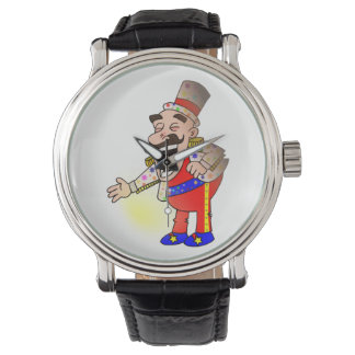 Circus Chef Wristwatches