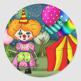 Circus Circus - Stickers