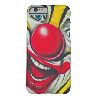 Circus Clown Barely There iPhone 6 Case