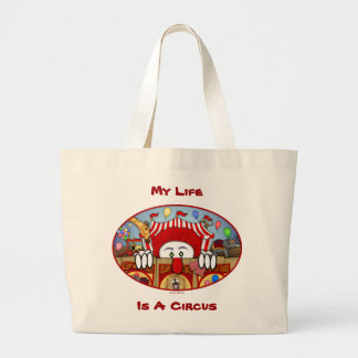 Circus Clown Kilroy Bag