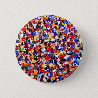 CIRCUS COLORS 2 INCH ROUND BUTTON