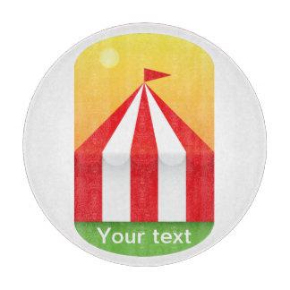 Circus Cutting Board