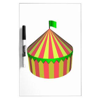 Circus Dry Erase Board