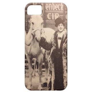 Circus Horse & Man iPhone 5 Cases