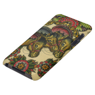 circus horses iPod touch cover