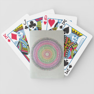 Circus Lights Bicycle Playing Cards