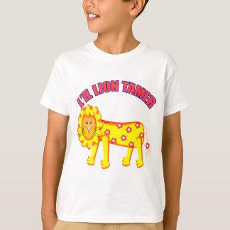 Circus Lion Tamer T-Shirt