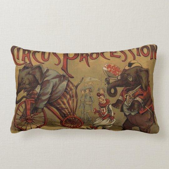Circus lumbar pillow