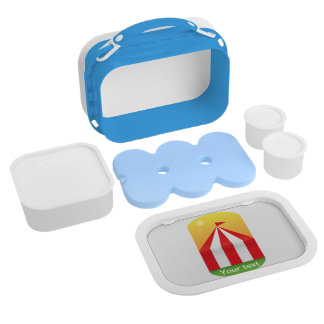 Circus Lunch Box