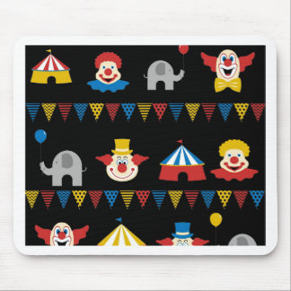 Circus Mouse Pad