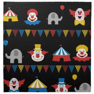 Circus Napkin