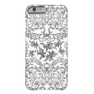 circus of birds barely there iPhone 6 case