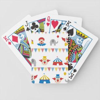 Circus Poker Deck