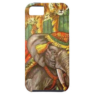 Circus Poster Case For The iPhone 5