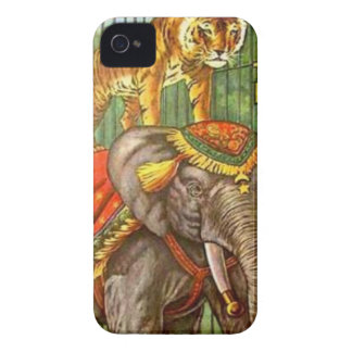 Circus Poster iPhone 4 Covers