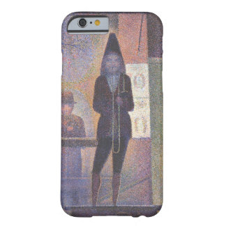 Circus Sideshow by Georges Seurat, Vintage Art Barely There iPhone 6 Case