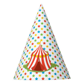 Circus Tent | Circus Theme Party Hat