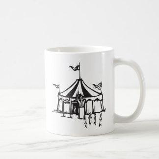 Circus Tent Classic White Coffee Mug