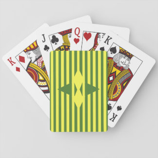 Circus Tent Diamonds Playing Cards
