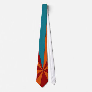 Circus Tent Gone Wrong (Yet pretty). Tie