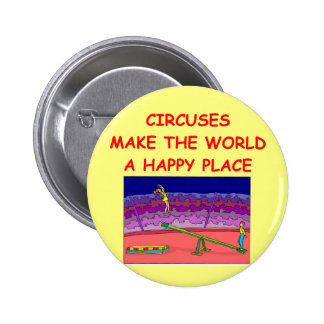 circuses 2 inch round button