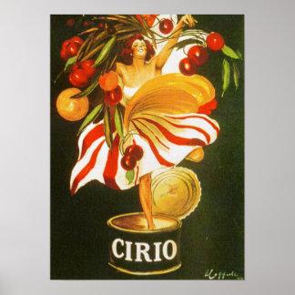 Cirio Poster