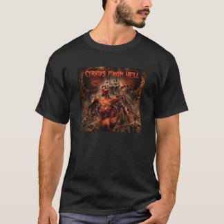 CIRKUS FROM HELL CD COVER 2 sided T-Shirt