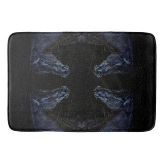 Cirque De Soul Horse Retro Bath Mat
