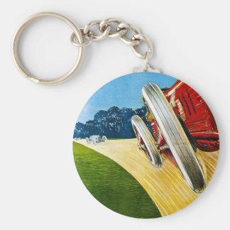 Cirvito De Milano 1922 Basic Round Button Keychain