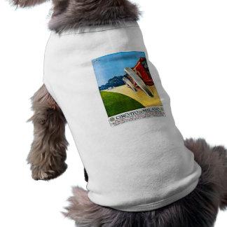 Cirvito De Milano 1922 Doggie T-shirt