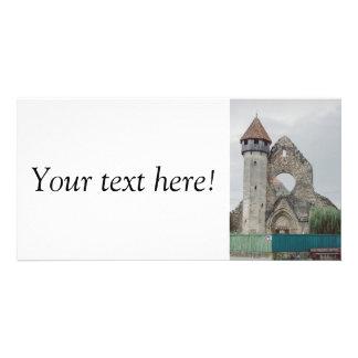 Cistercian church Carta Photo Card