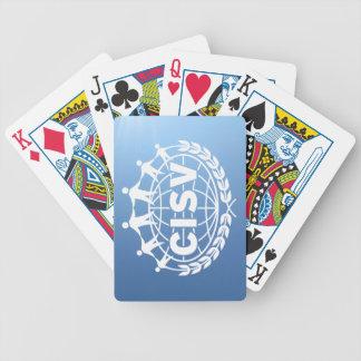 CISV - Deck of Cards -
