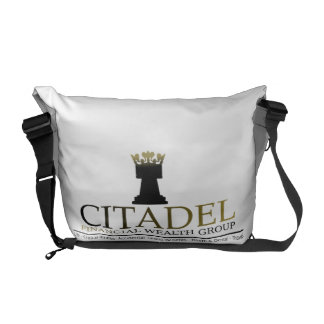 Citadel Financial Wealth Group Bags Courier Bag