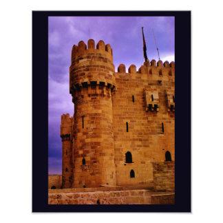 Citadel of Qaitbay Photo Art