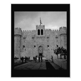 Citadel of Qaitbay Photo Print