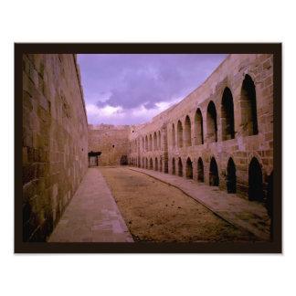 Citadel of Qaitbay Photograph