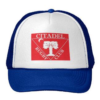 Citadel Rugby Blue Trucker Trucker Hat