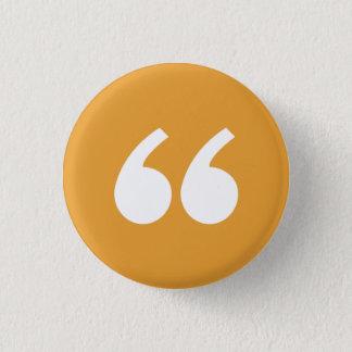 Citation icon #01 1 inch round button