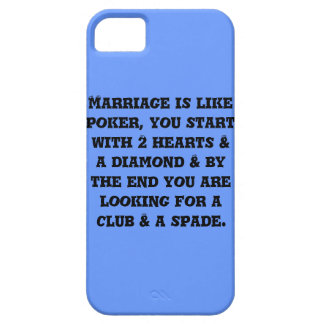 Citations drôles de mariage coque barely there iPhone 5