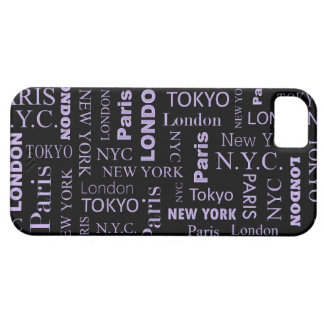 Cities Cool iPhone 5 Case